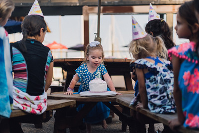 Family - Sophie's 3rd Birthday Party