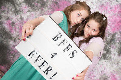 Maayan & Aviva Dallal's Bat Mitzvahs-May 27, 2018