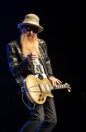 March 29, 2016 ZZ Top