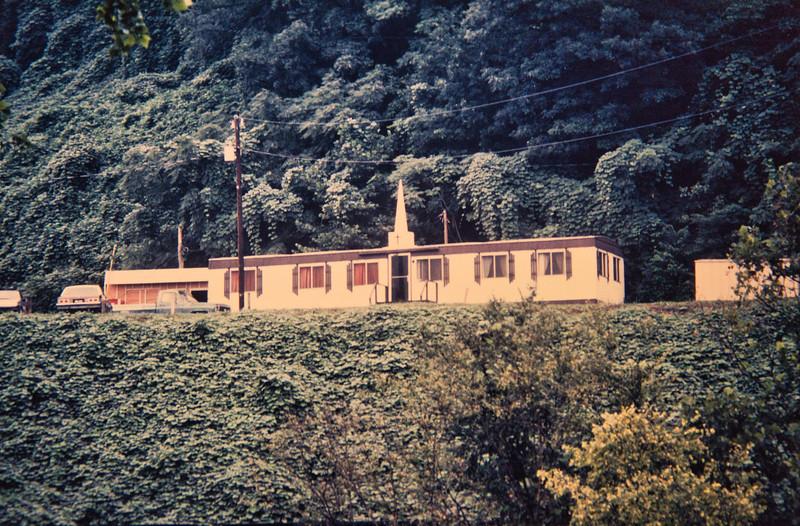 Hazard SDA Church, membership 13