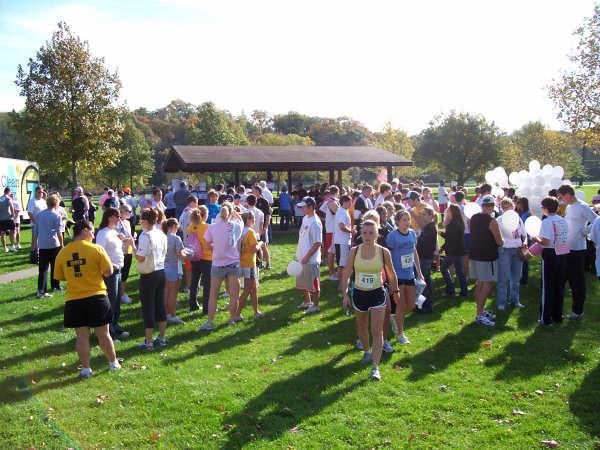 Univ of Iowa Breast Cancer Fund Raiser Oct 2007