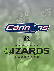 Cannons @ Lizards (6/18/2016)