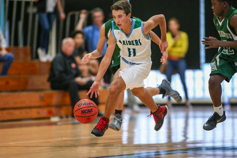 Ransom Everglades Junior Varsity Basketball, 2016