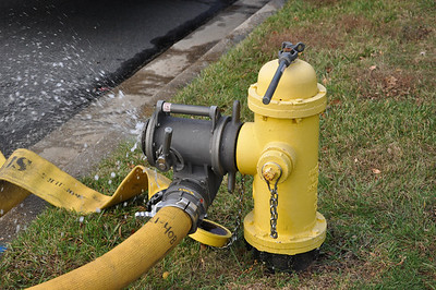 Fire Hydrants & Hose