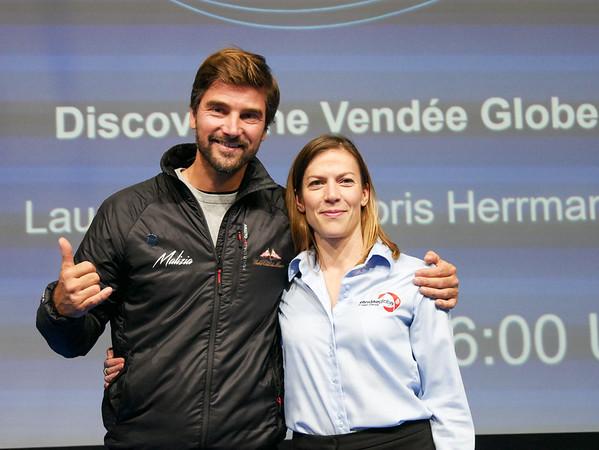 2020 Day 1 Boot Dusseldorf - Vendee Globe