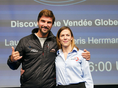 2020 Day 1 Boot Dusseldorf - Vendee Globe