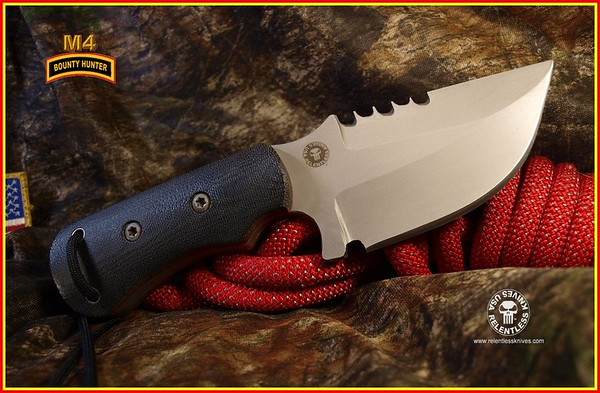 Relentless Knives M4 BOUNTY HUNTER 3V 0L9093178S3648744 Complete