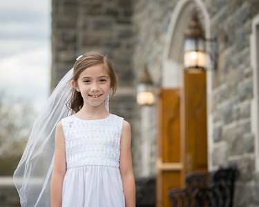 1st Communion Portfolio
