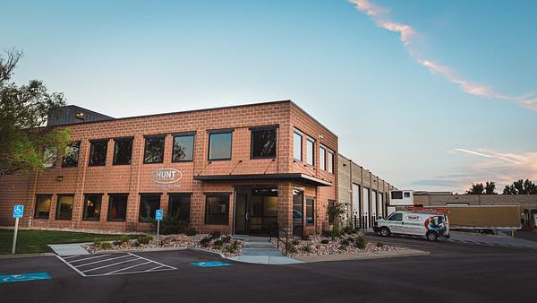 Hunt Tech Building