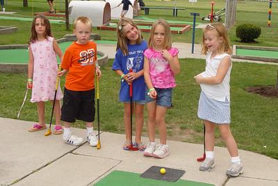 YMCA CDC putt-putt @ Shady Grove (2004)