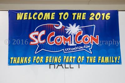 SC ComiCon 2016