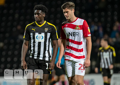 Notts County v Doncaster Rovers 14/11/2018
