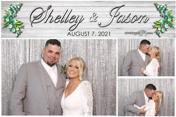 Shelley and Jason Wedding 2021