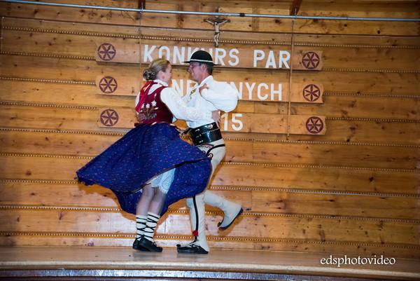 Konkurs Par Tanecznych foto: Helegda