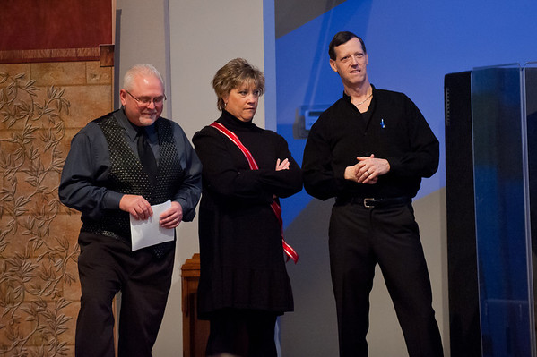 Presenters and Hosts