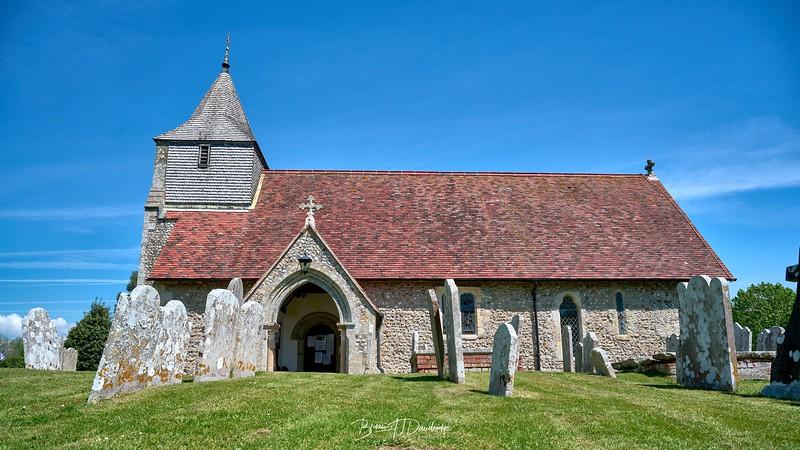 St Nicholas Church, Itchenor