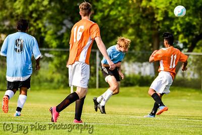 June 11, 2016 - PSC Classic - U19 Boys Gold - 830am PSC Field #9