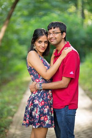 Ramya and Bala
