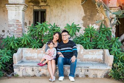 Nguyen Family 2016