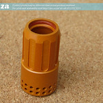 SKU: P-PMX-RING/220994, Plasma Consumable #220994 105A Swirl Ring Compatible with Hypertherm® Powermax® 105A System