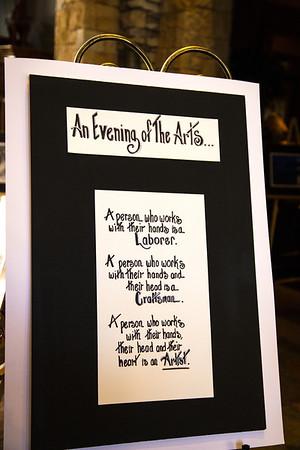 An Evening of the Arts - Las Sendas Retirees