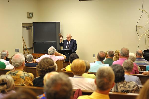 Hofwyl Rabbi Rubin talk 08-15-09