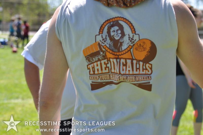 Recesstime Sports Leagues Portland Kickball Spring 2013 Dodgeball Bowling Ping Pong Mushball - 116