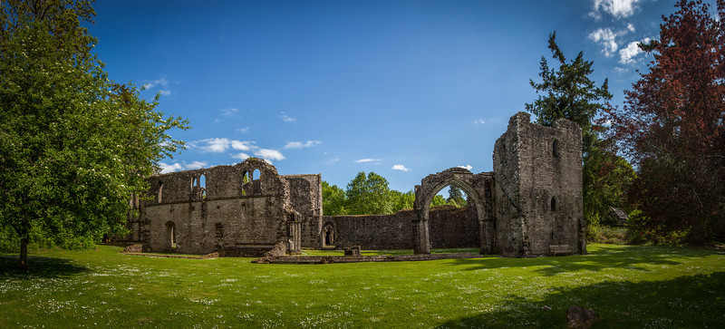 Inchmahome Priory - 9413