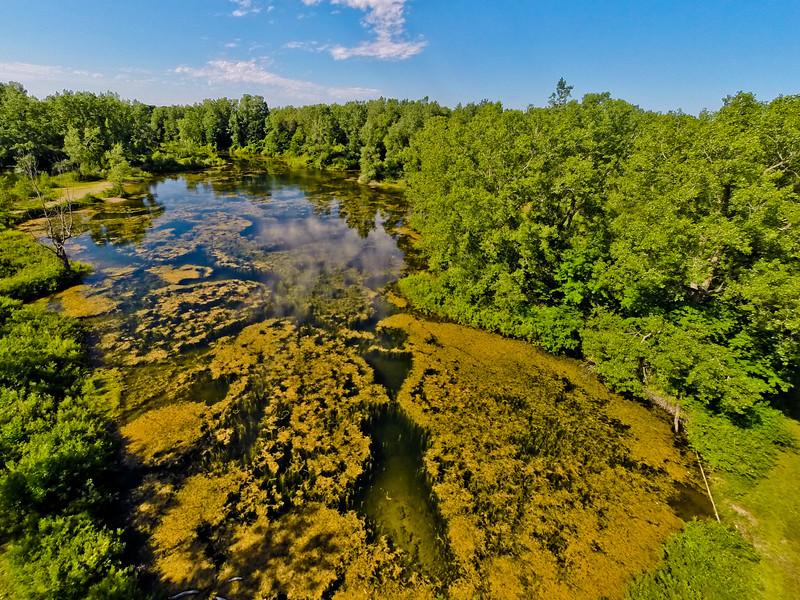 Summer with the Lakes and Forests 40: Aerial Photography from Project Aerospace