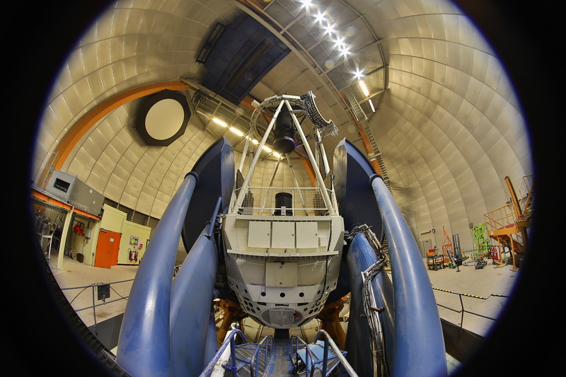 The Blanco Telescope and Dark Energy Camera