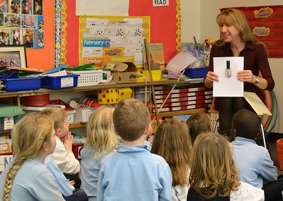 Kindergarten Students Learns Poison Safety