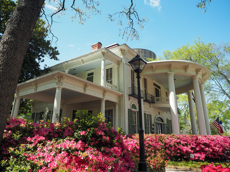 Goodman-LeGrand House in Tyler, Texas