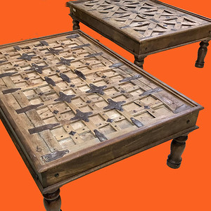 Indian Gate Coffee Tables