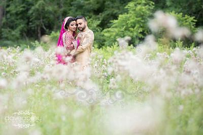 Aisha & Asad - Wedding