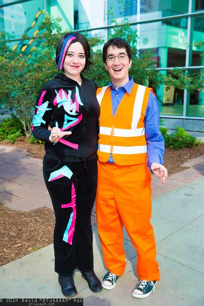 Denver Comic Con 2014 - Saturday