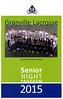 2015-05-14 Granville Lacrosse Senior Night