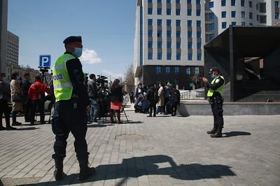Хохирогчдын холбоо, 2008 оны долдугаар сарын 1-ний хохирогчдын төлөөлөл, ТББ-ууд хамтран цаг үеийн асуудлаар мэдээлэл хийлээ