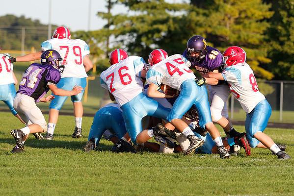 AHS Freshman Football vs Lakeland