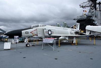 USA: California - USS Midway (CV 41), 2019