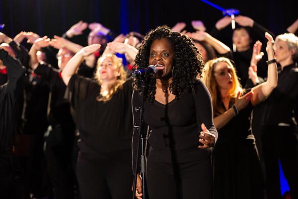 Gateway L.A.'s 15th Annual Holiday Concert.  PRESS PHOTOS