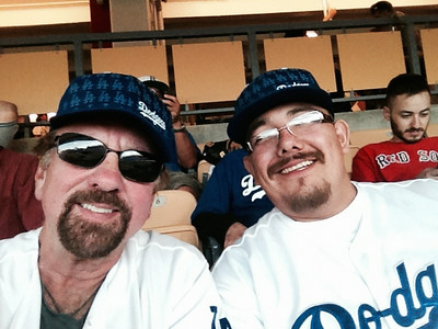 Dodgers Angels Game 2