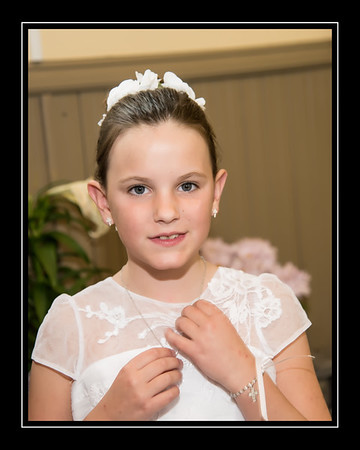 Grace 1st Communion