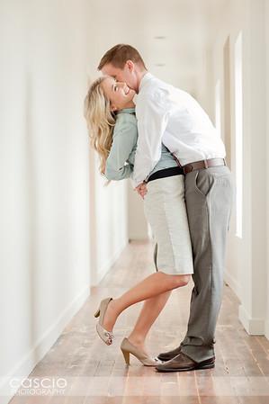 Stephanie & Stuart Engagements