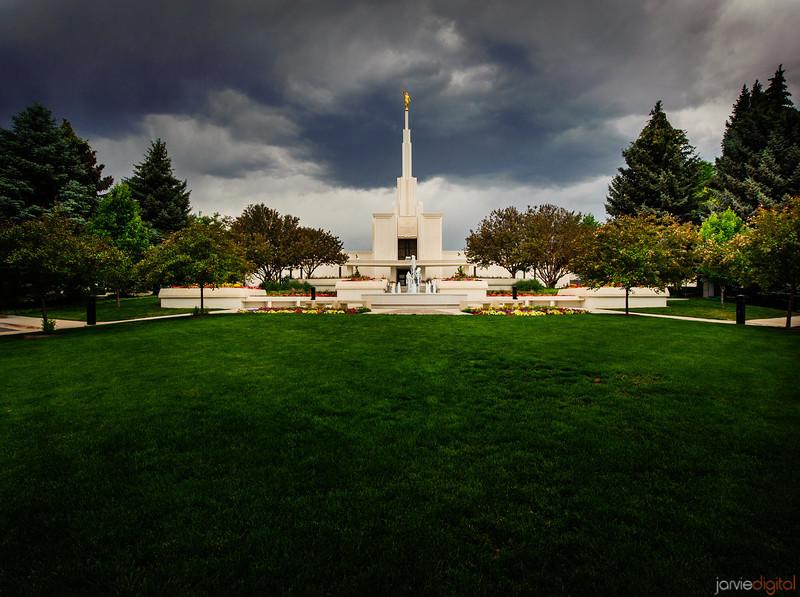 Denver Temple Field