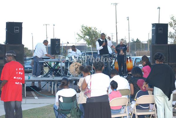 Praise in the Park 2009