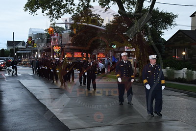 Seaford F.D.  6th Battalion Parade  8/28/21