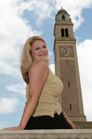 2007 Leigh Graduation LSU