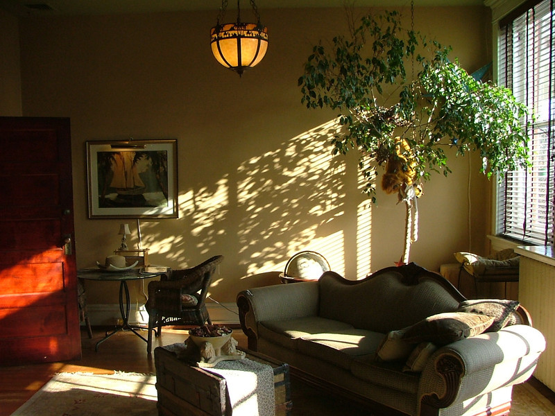 lovely light in front room at 1848