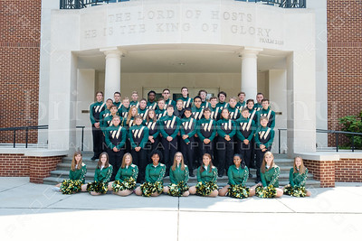 2019-20 Marching Wolves and Color Guard