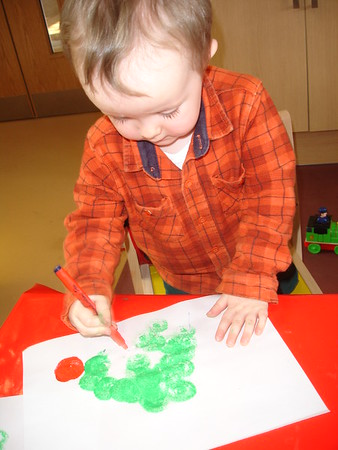 Little Fishes Playgroup (Jan '15 - Jul '16)